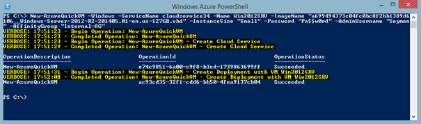 Create and upload a Windows Server VHD