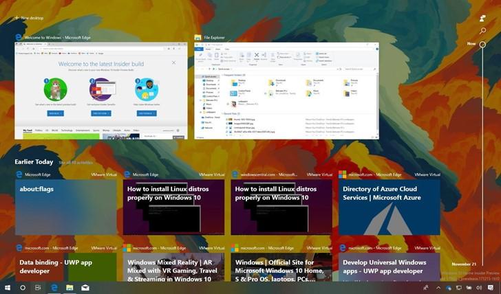 Windows 10 April Creators Update 1803 ve Güvenlik Çözümleri