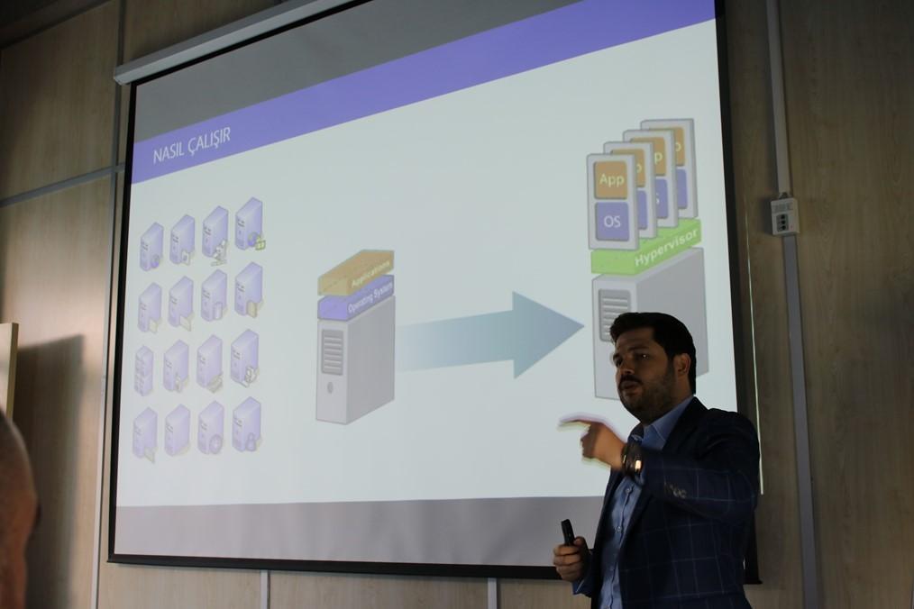 Microsoft Laps Kurulumu ve Konfigürasyonu
